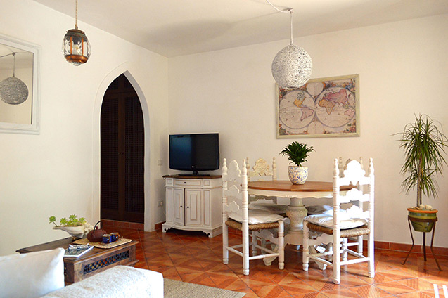 Livingroom - Accommdation and lodging, San Felice Circeo