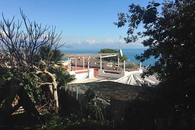 Out from the green bedroom - Holiday Apartment rental, San Felice Circeo, Italy