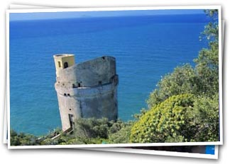 Fico Tower - San Felice Circeo, Latina, Italy - Holiday Home rental by owner