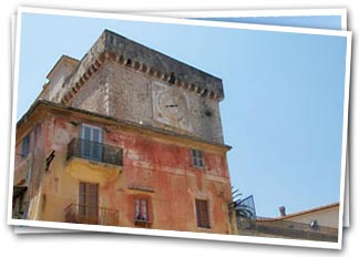 The Historic Center - Templar Tower - San Felice Circeo, Latina, Italy - Holiday Home rental by owner