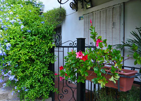 Outside the house - Holiday House in San Felice Circeo in the Circeo National Park